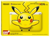 Yellow Pikachu Nintendo 3DS XL Coming to Japan