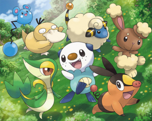These guys seem happy, regardless of the format