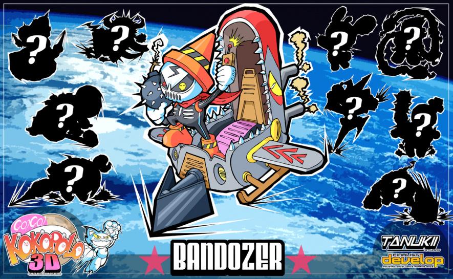 BOSS BANDOZER1