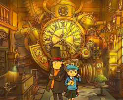 The clock is ticking for Hershel Layton