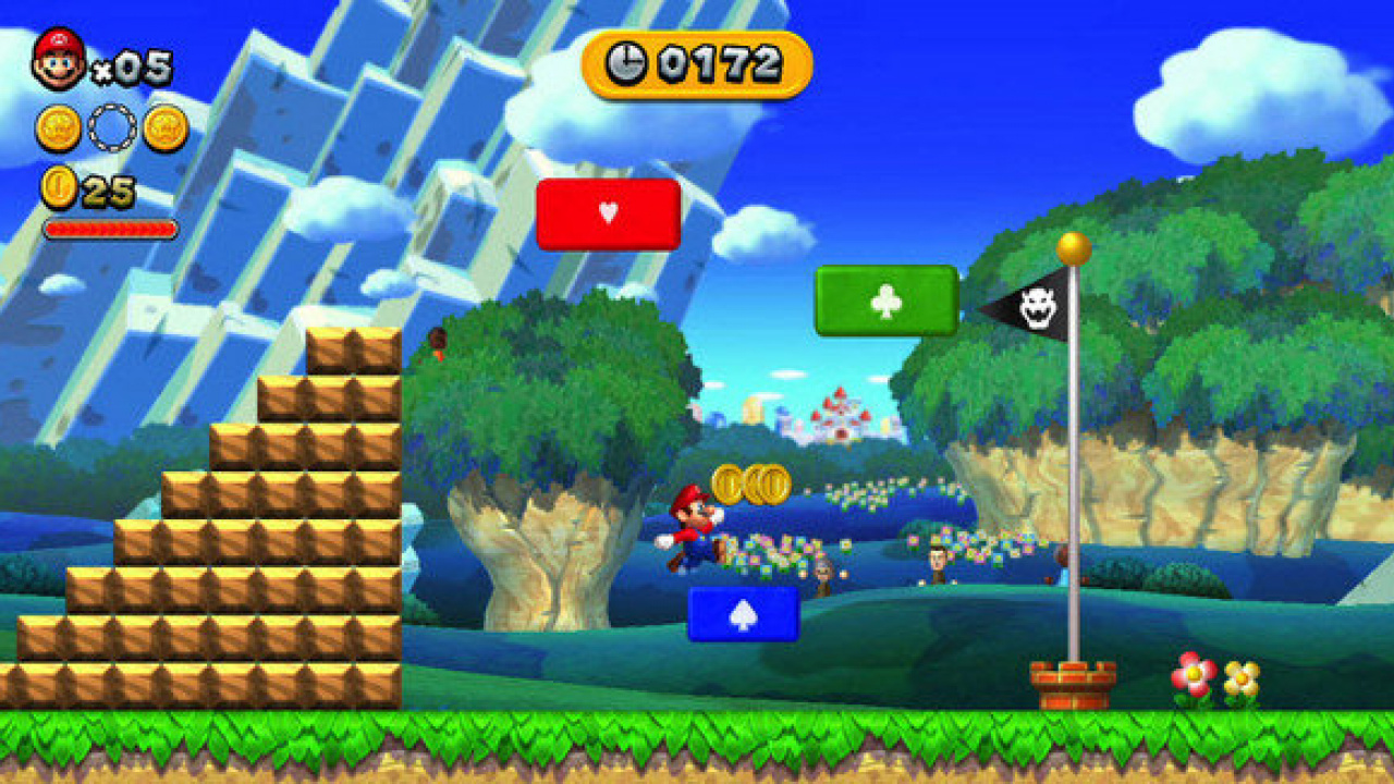 New Super Mario Bros Wii U Details And Screens Bounce Into View