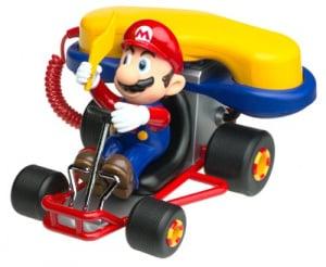 Mario calling!