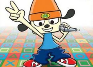 PaRappa has never been on Nintendo, unfortunately