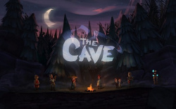 The cast of The Cave