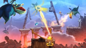 A big-hitter making its debut on Wii U