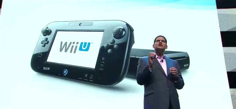Wii U is starting the next generation