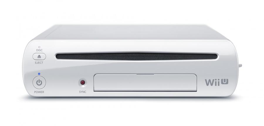 Wii U Console (White)