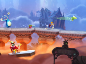 This Rayman Legends Footage Seriously Rocks