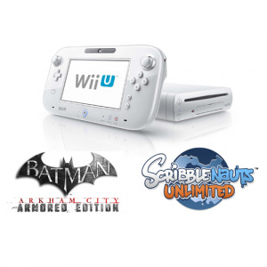 Toys R Us Wii U Bundle