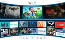 Wii U does online, but time will tell how it compares to the 360 and PS3