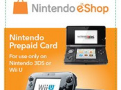 Wii U and 3DS Pre-Paid eShop Cards Spotted