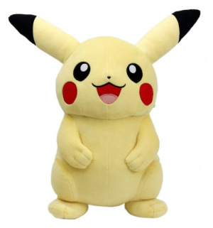 Who wouldn't want a life-size Pikachu in their room?