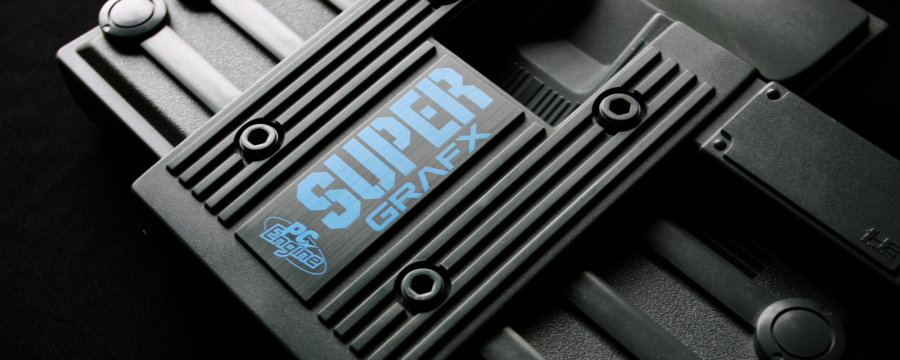 The SuperGrafx was a commercial disaster for NEC and Hudson