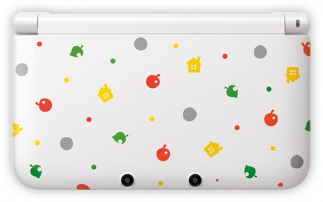 Animal Crossing 3DS XL, anyone?