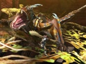 Monster Hunter 4 Screenshots Stomp Into View