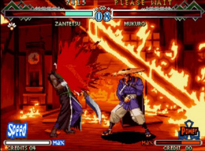 The Last Blade 2 - It's getting hot in here!