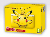 Pikachu 3DS XL Now Available For Pre-Order