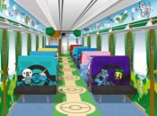Pokémon Train Hitting The Rails This Holiday