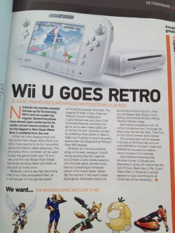 Retro Gamer thinks GameCube is coming to Wii U