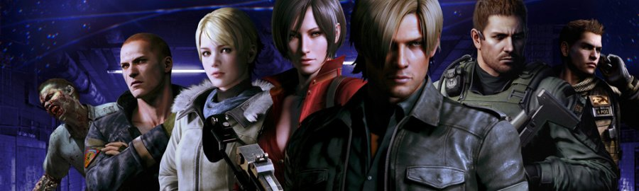 The cast of Resident Evil 6