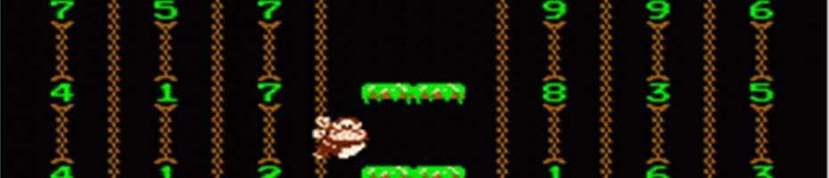DONKEY KONG JR. MATH (Wii VC)