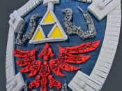 This Custom Zelda Shield Is Possibly The Best Use of Lego Yet
