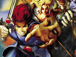 Thundercats Video Game on News  Thundercats Let Loose On Ds October 30th    Games News