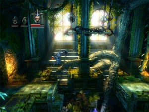 Trine 2 clearly took Nintendo's fancy
