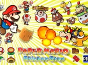 The Paper Mario Pop Up Diner