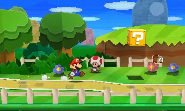 3 DS Paper Mario 2 Scrn04 E3