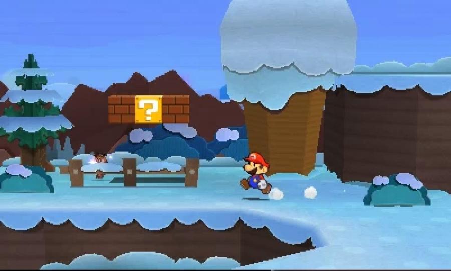 3 DS Paper Mario 2 Scrn05 E3