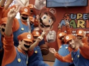 Nintendo Greece Scores Bonus Points With Super Mario Flashmob