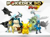 Pokédex 3D Pro Tops 3DS eShop Chart in North America