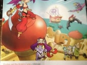 Shantae And The Pirate's Curse Announced For 3DS