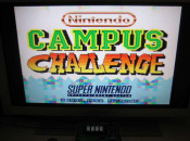 SNES Campus Challenge & One-Of-A-Kind Console Go On Sale