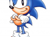 Sonic The Hedgehog Dashing Onto Platforms In 2013