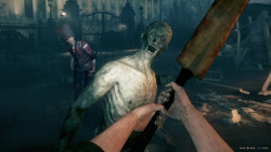 Zombi U has been developed exclusively for Wii U