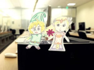 Nice one, Link