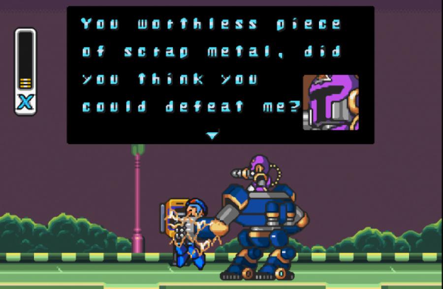 Mega Man X (1993 - 2004)