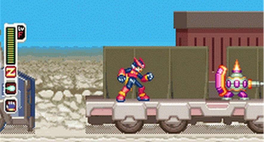 Mega Man Zero (2002 - 2005)