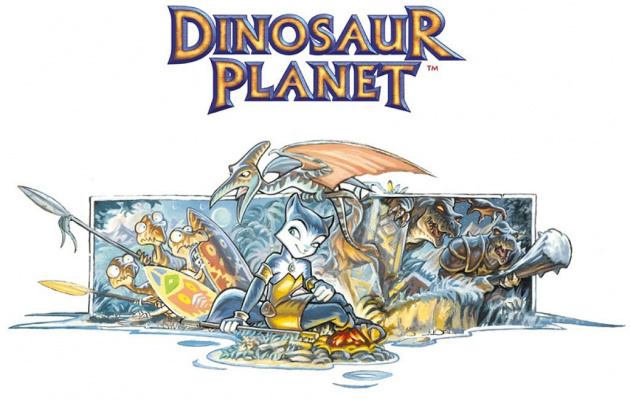 Dinoplanet