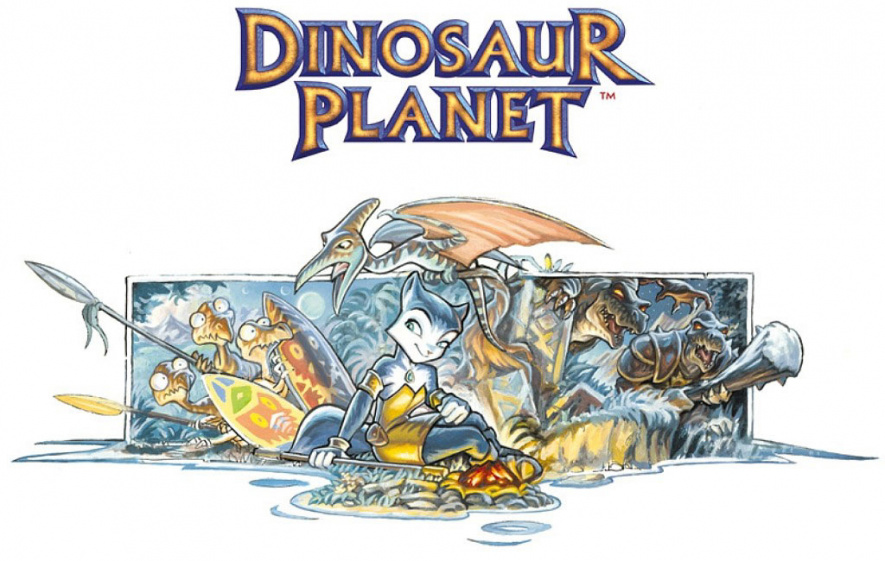 Dinoplanet