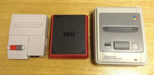Comparing the Wii Mini to the classics