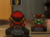 Mario Comes To Life In Bead-Based Stop-Motion Animation