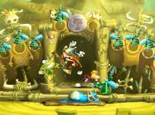 Test Running Rayman Legends