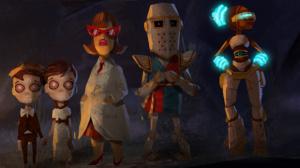 The Cave's Motley crew