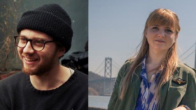 Brandon and Rachel today (Photo credit: Mashable)