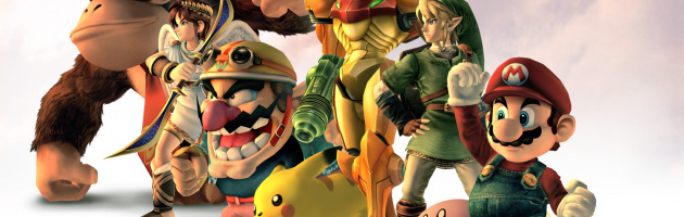 Video Game Super Smash Bros Ssbb Fulllets Getsuper Brothers Desktop 1500 X1243 Wallpaper 148694