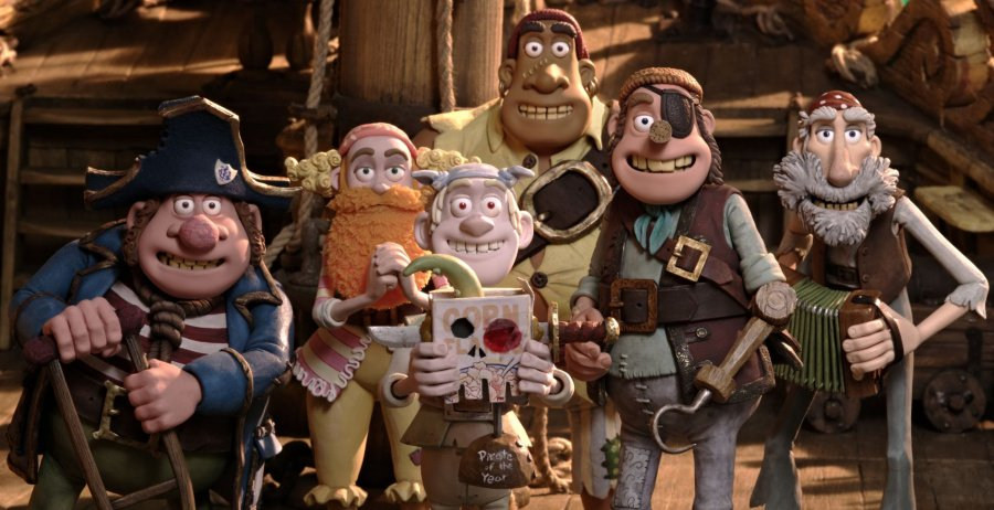 Pirates Band of Misfits Movie Image 1
