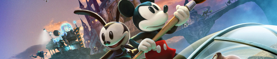 Epic Mickey 2- 252886